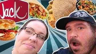 Jack in the Box Review Dallas Texas!