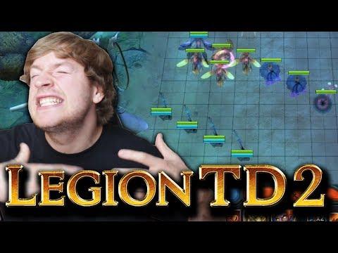 Das Tag nach dem Release feat. LFoward | Legion TD 2 [Deutsch]