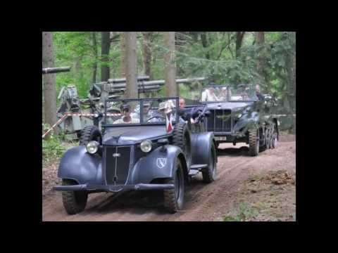 Auto-union Wanderer W23S Overloon Militracks Original photos and Valkyrie