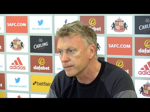 David Moyes Full Pre-Match Press Conference - Hull City v Sunderland