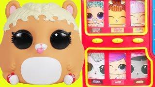 New Lol Surprise Dolls Vending Machine Under Wraps for Frozen Families