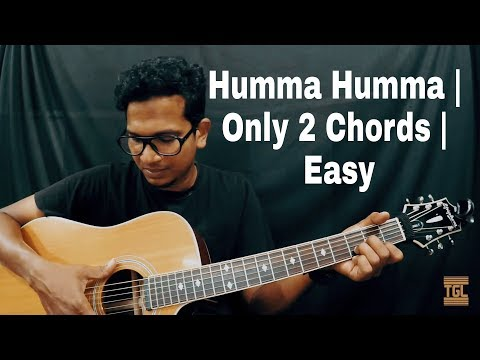 Humma Humma | Only Two Chords | Part-2 | Arr | Easy Beginner Song | Isaac Thayil | Guitar Lesson
