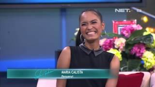 Sarah Sechan - Maria Calista - Penyanyi