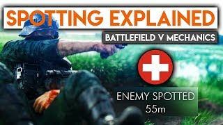 NEW Spotting Changes Explained! ► Battlefield 5 News and Details