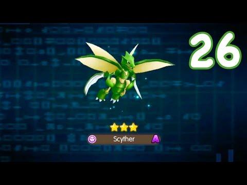 Pocket House 3D (Monster King 3D) - I GOT SCYTHER + UPGRADE!