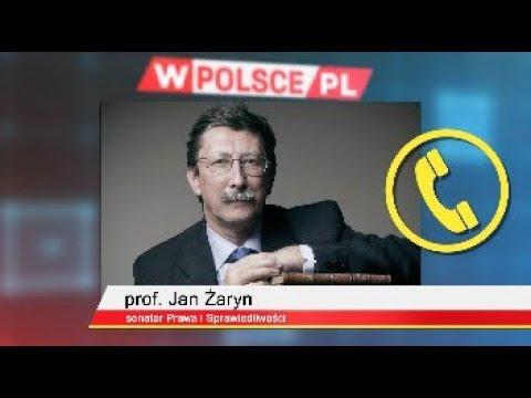 prof. Jan Żaryn:  Odczepcie się od Polski. Tak nie rozmawia się z suwerennym państwem