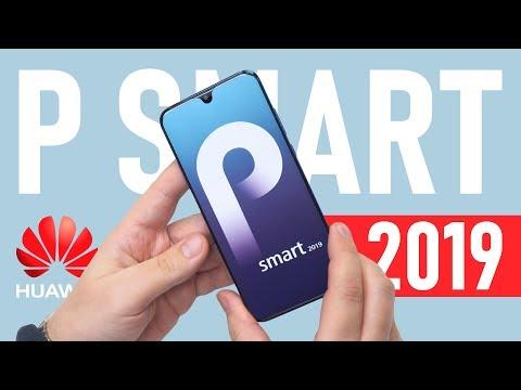 Huawei P Smart 2019 - как Honor 8X, но дешевле (распаковка и тест камеры)