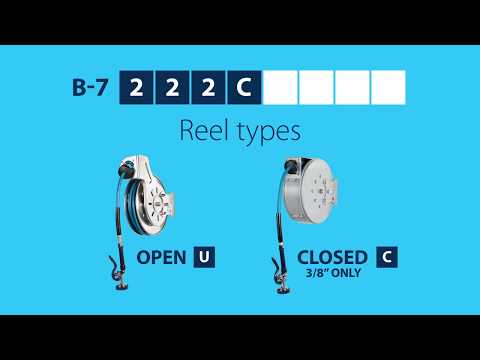 Build The Ideal Hose Reel System With T&S Smart Numbering