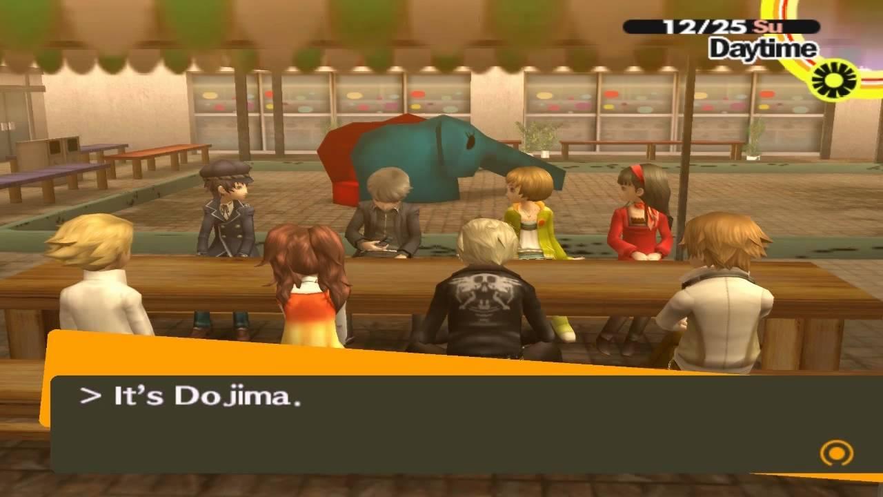 Persona 4 - December 25 - English Gameplay