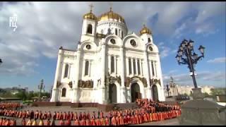 видео Частицы мощей Николая Чудотворца в храмах Москвы