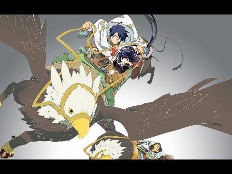 GR Anime Review: Log Horizon