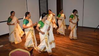 Keranirakaladum Dance program   (Kera Nirakal Aadum )