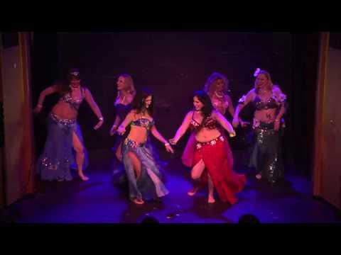 Habibiti- Folies Des Fleurs Dance Cabaret Revue