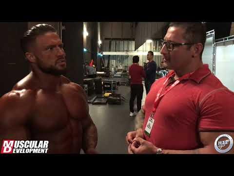 Zane Watson Interview - 212 Winner   2018 IFBB Toronto Pro