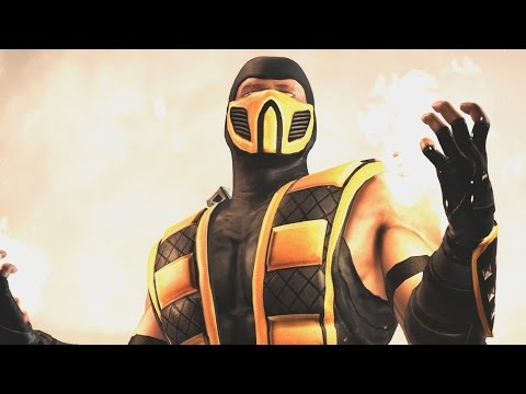 Mortal Kombat XL - Collection of Shaolin Monks Costumes / Skins *PC Mod*