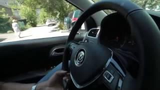 видео Фольксваген Поло седан 2015 обзор