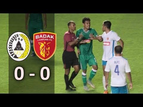 Highlights PSS Sleman Vs Perseru Badak Lampung FC (0-0 ...Badak Lampung Futbol24