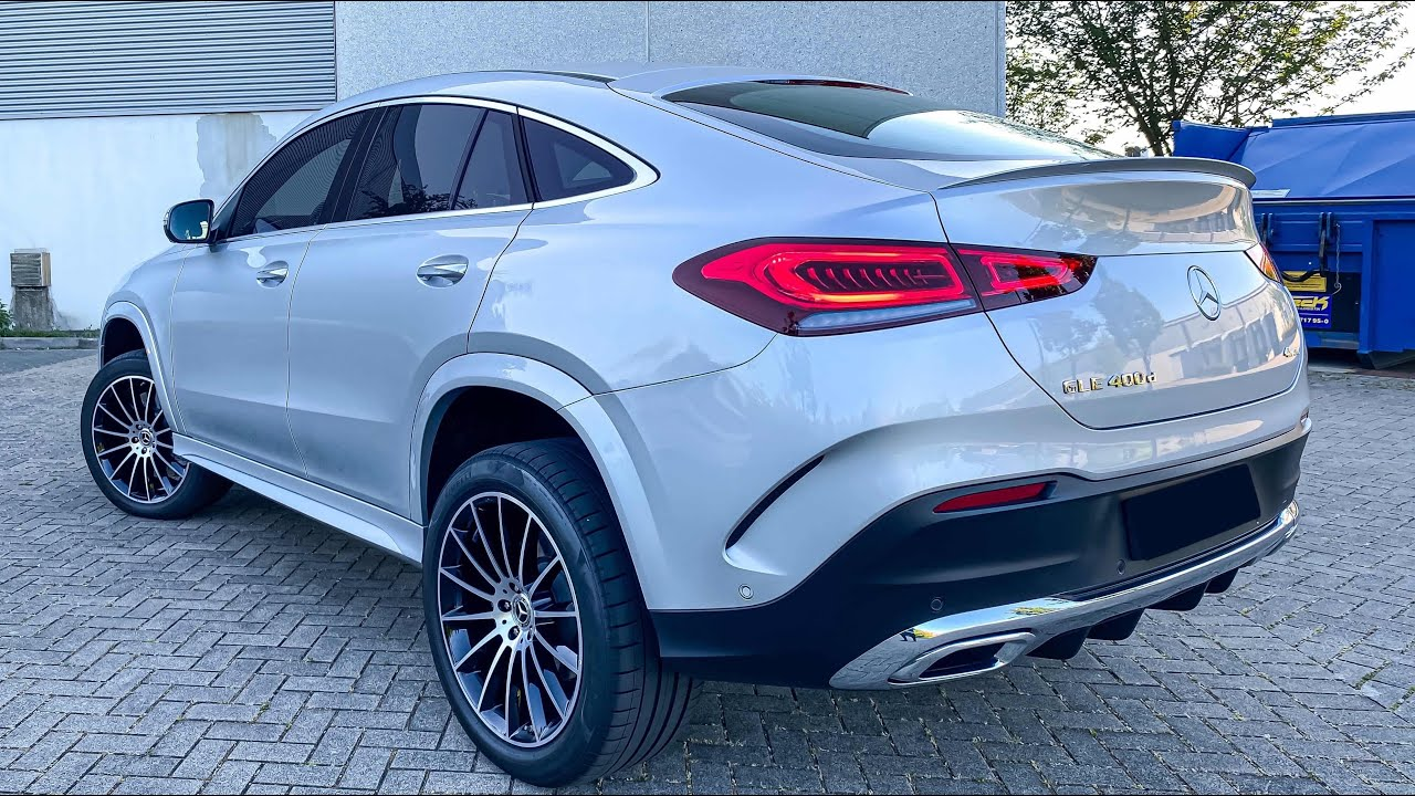2020 Mercedes Gle Coupe Exterior