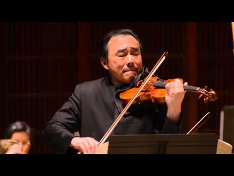 """Christopher Rouse """"Violin Concerto"""""""
