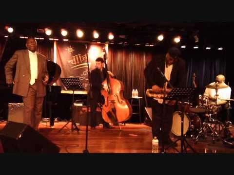 """How High The Moon"" Jamie Davis Quintet"