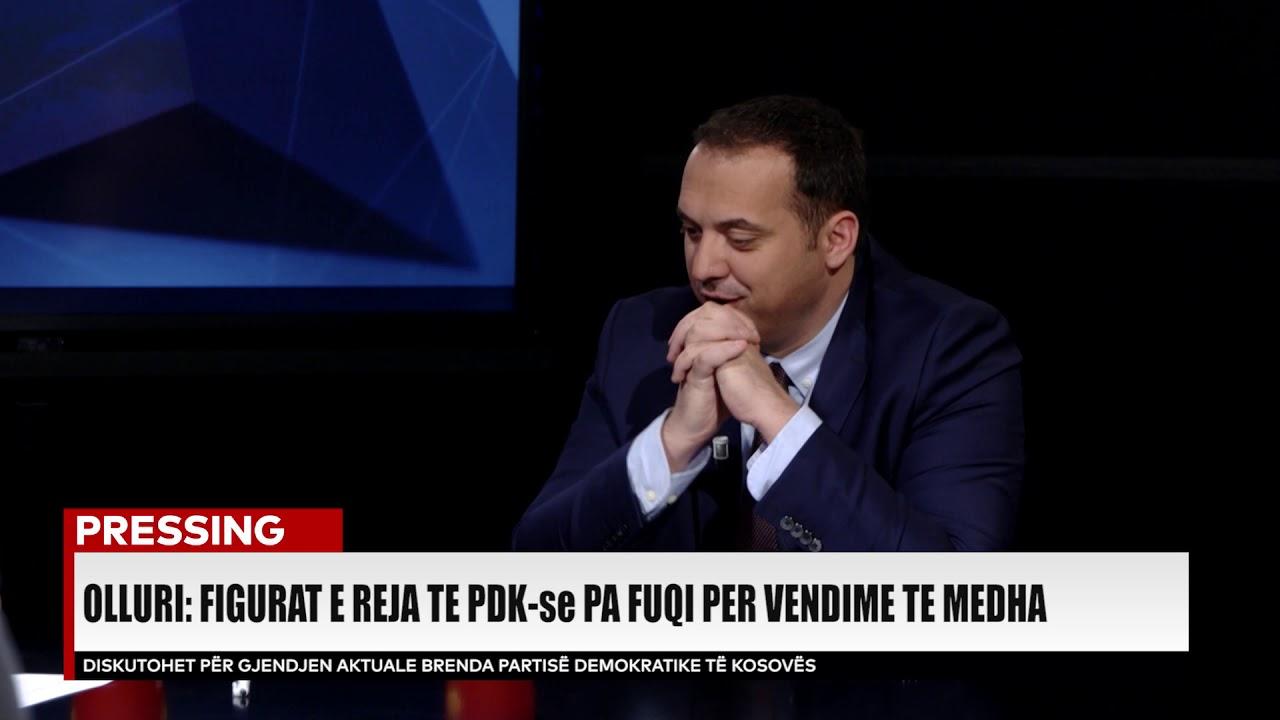 PRESSING, Rexhep Hoti, Parim Olluri - 08.05.2019