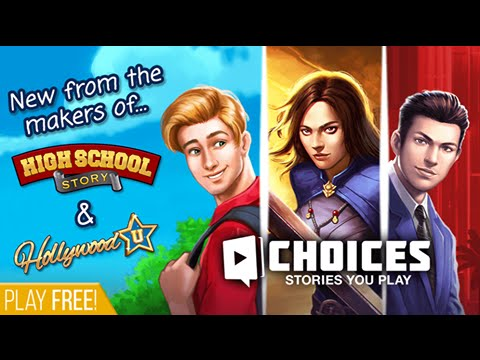 Choices: Stories You Play [Android/iOS] Gameplay (HD)
