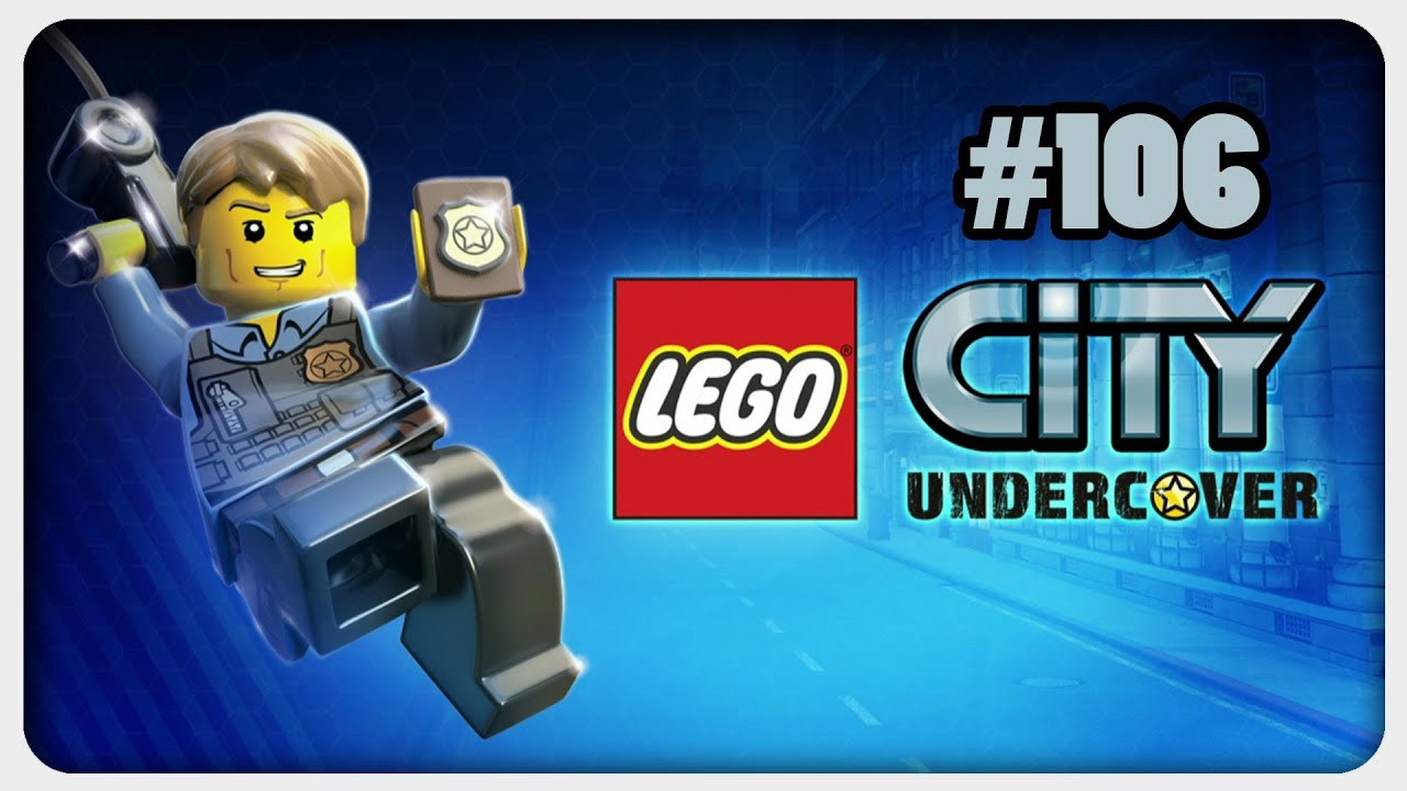 let 39 s play lego city undercover folge 106 auf den d chern 100 gerangel auf den d chern. Black Bedroom Furniture Sets. Home Design Ideas