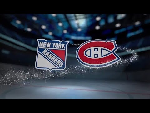 New York Rangers vs Montreal Canadiens - October 28, 2017 | Game Highlights | NHL 2017/18 Обзор