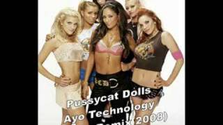 Pussycat Dolls ft 50 Cent, Justin Timberlake - Ayo Technolog thumbnail