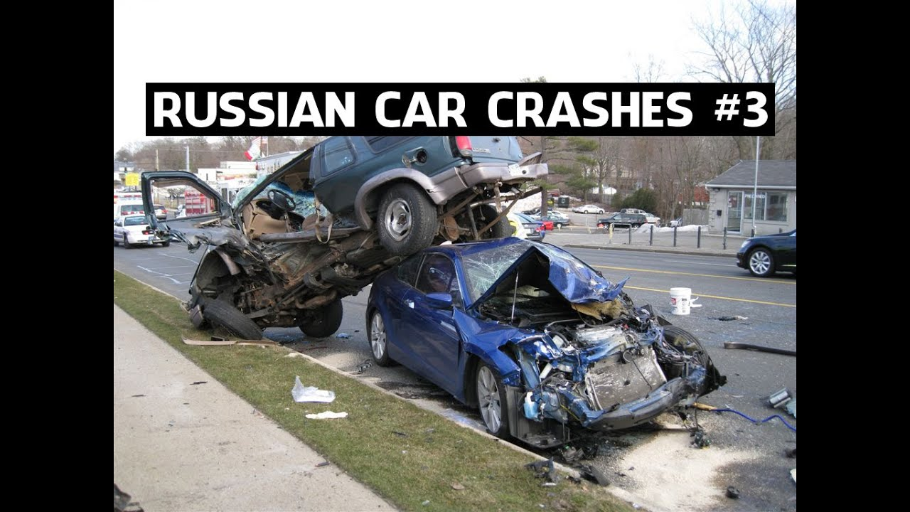 Russian Car Crashes Jan 2014