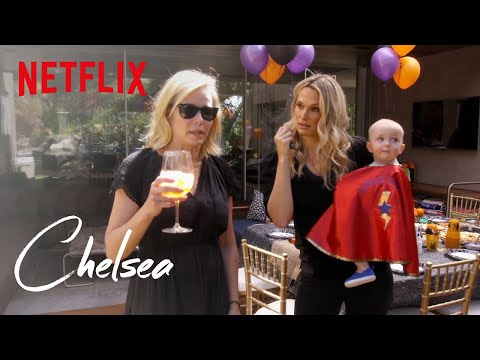 Chelsea Hosts a Kids' Halloween Party | Chelsea | Netflix