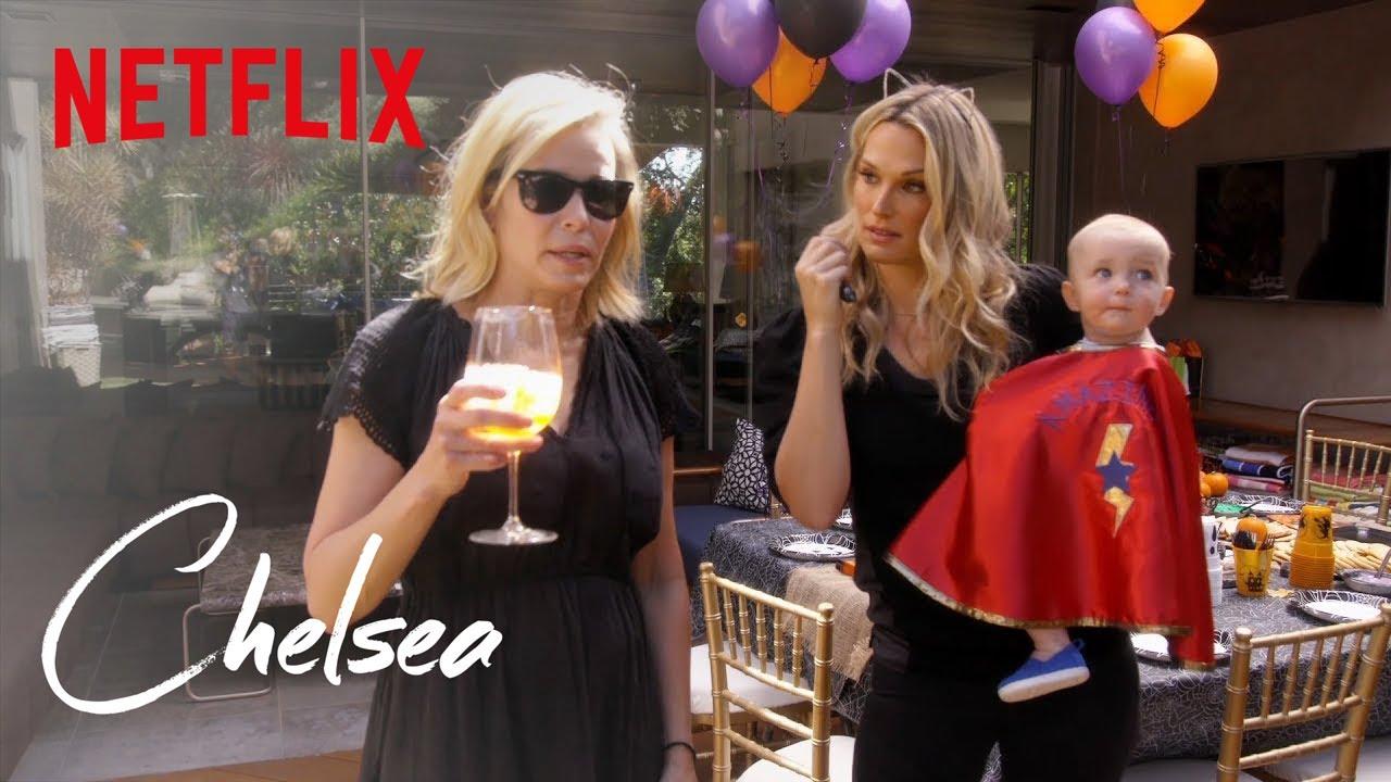 Chelsea Hosts a Kids' Halloween Party   Chelsea   Netflix