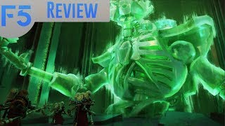Warhammer 40,000 Mechanicus Review: The Space Mummy Waketh (Video Game Video Review)