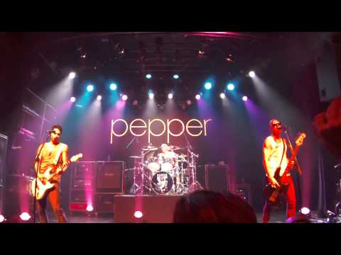 Pepper - Crazy Love
