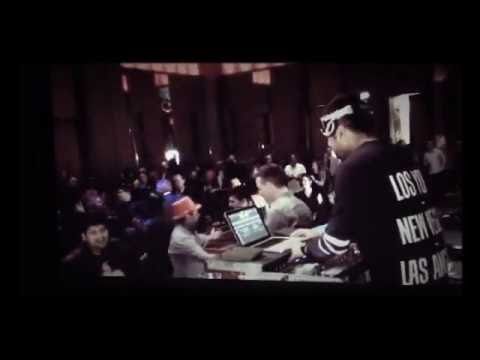 DJ Aji playing bollywood live in Melbourne Australia