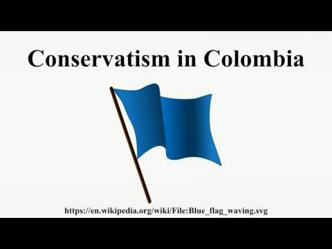 Conservatism in Colombia
