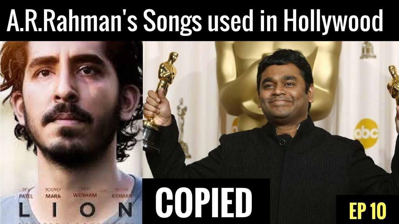 Download A.R.Rahman's Songs used in Hollywood movies |World copied Bollywood 😱 | EP 10
