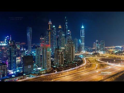 Yere Göğe Sığmayan, 10 Şehir / World Cities Time Lapse...