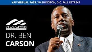 Dr. Ben Carson LIVE at D.C. Fall Retreat