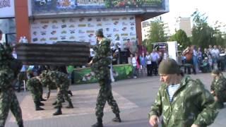 Псковские десантники в Белгороде