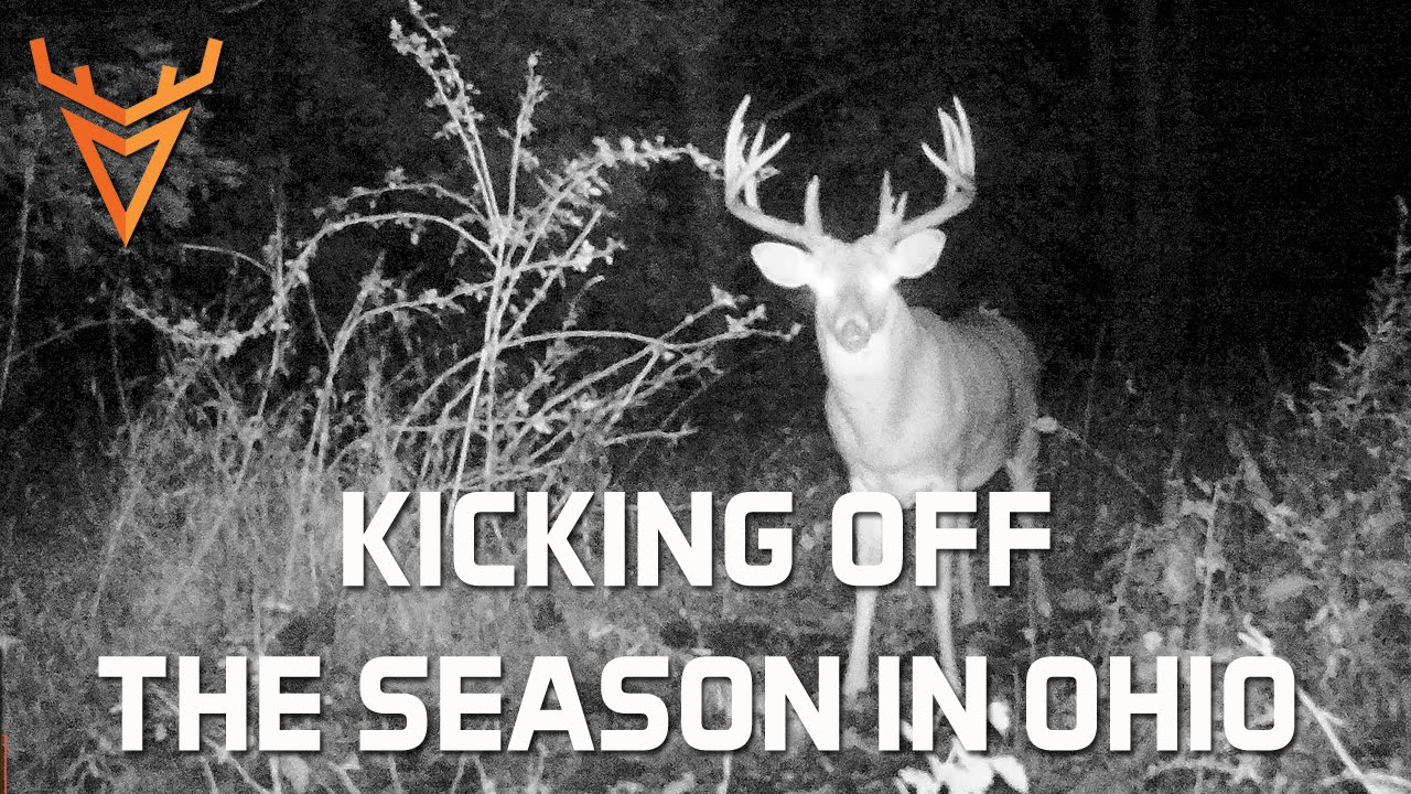 Wired To Hunt 2015 #2: Kicking Off The Season In Ohio - YouTube