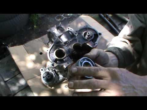 Сборка двигателя Ока Блок 1 Часть
