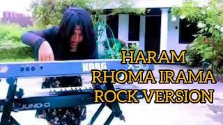 HARAM - Rhoma Irama ROCK VERSION !!! ZerosiX Park ft.Ale Funky Asia's Got Talent