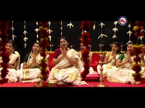 AMME NARAYANA ● AMME KAATHARULVAAI ● Hindu Devotional Song Tamil ● Chottanikkara Devi Song