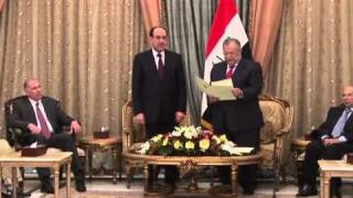 Maliki awarded second term as Iraq PM