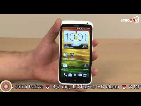 HTC One X inceleme - SCROLL