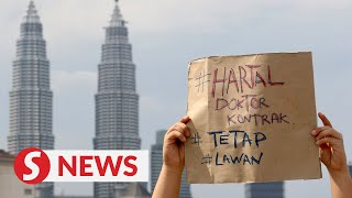 Don't treat contract doctors like disposable PPEs, says Dr Dzul