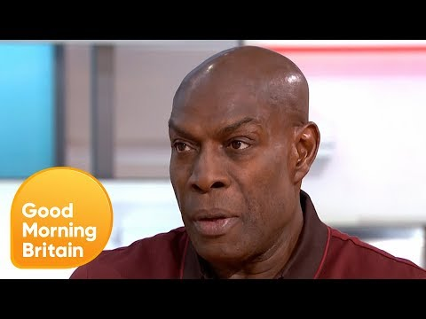 Frank Bruno on Tyson Fury's Return to Boxing | Good Morning Britain