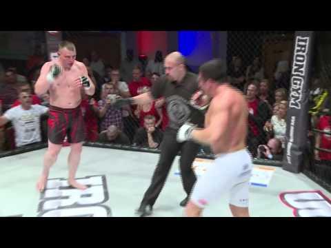 UCMMA 39 Alex Reid vs Luke Sines fight