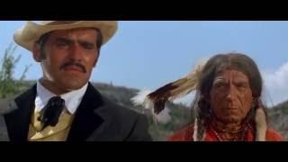 Фильм-вестерн 'Золото Апачей'.